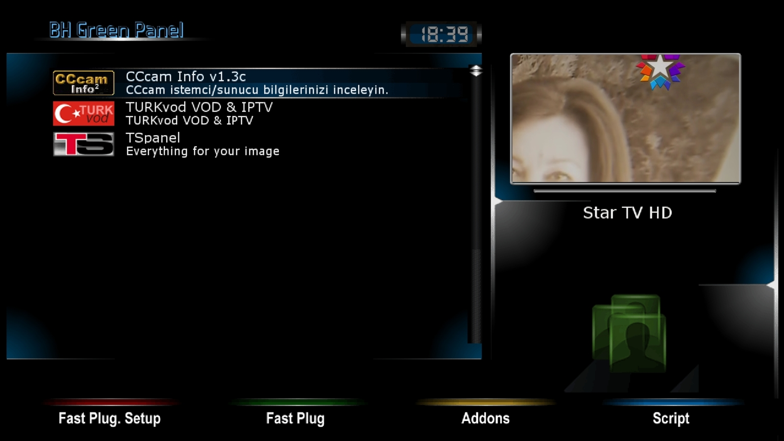 Black Hole Vu+ Duo 2.0.3 Hyperspace Backup By AYBERK 22.05.2013