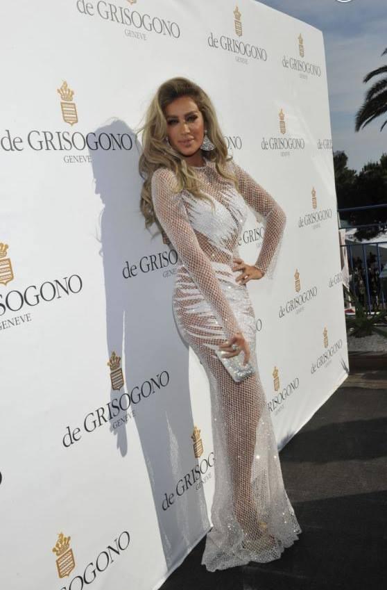 Maya Diab In Cannes Festival 2013