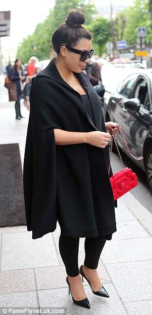 ������ ��� ��������� ����� ��� Paris fashion shoot