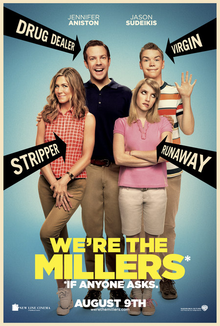 ����� ���� We're the Millers