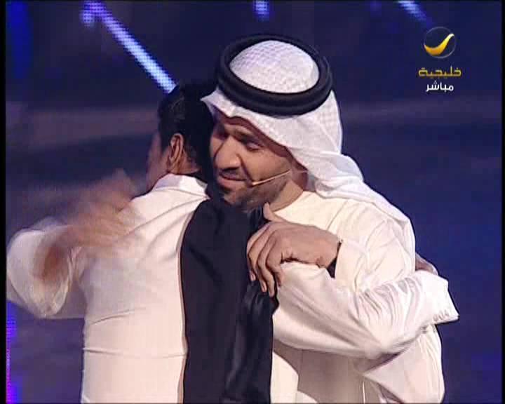 صور بكاء ابراهيم عبد العظيم و محمد الريفي بعد خروج ادهم نابلسي في الحلقة الاخيره