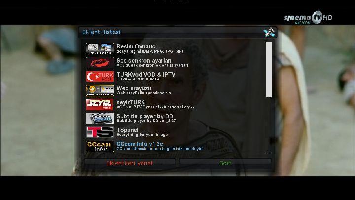 OoZooN Image OE 1.6 - 3.2.4 DM800HD SE Backup By AYBERK