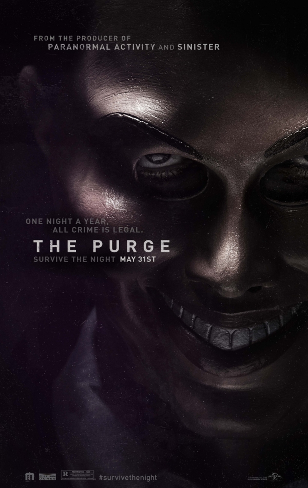 ����� ���� The Purge 2013 Posters - The Purge 2013