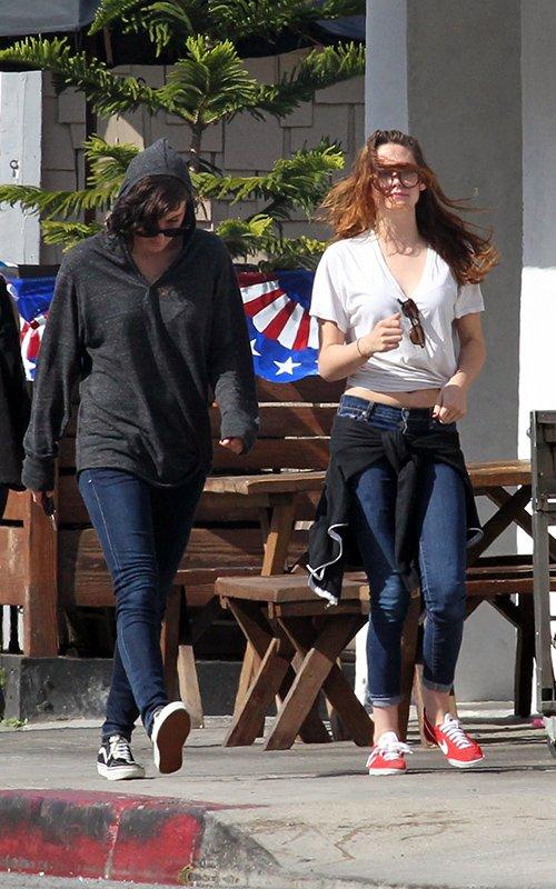 احدث صور الممثلة كريستن ستيوارت - صور جديدة للممثلة كريستن ستيوارت 2014