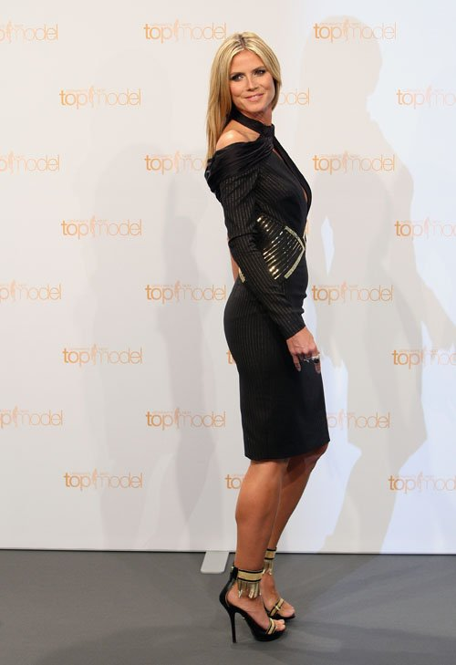 ��� ����� ���� �� Germany�s Next Top Model Photocall Cutie