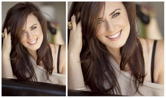 Katie Featherston � Photoshoot