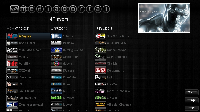 OpenPLI 2.1 800SE Sim2 SSL84b Media Portal IPTV Special By Ferret