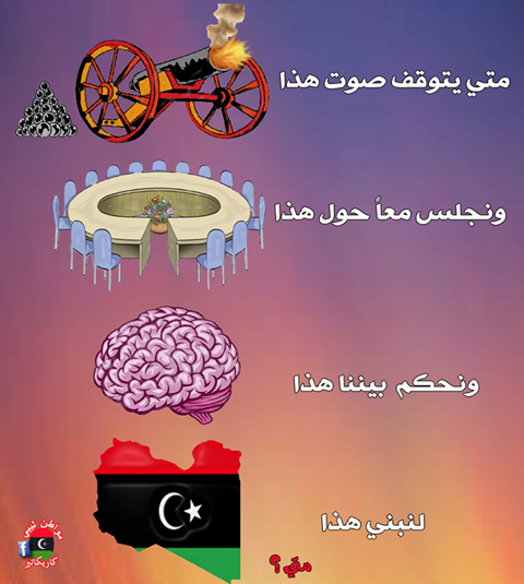 كاريكاتير ليبي , صور كاريكاتير سياسي ليبي