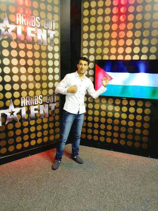 ��� ������ ���� ������ ����� Arabs Got Talent