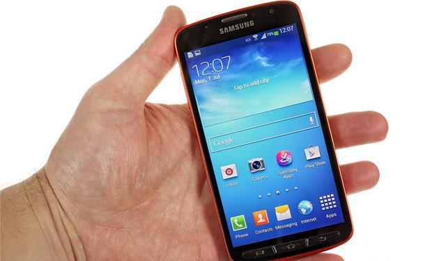 ������� ���� ���� ������� 2013 Galaxy S4 Active