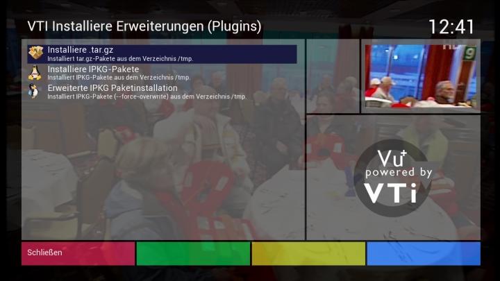 VTi Vu+ Team Image v. 6.0.0 - Vu Uno