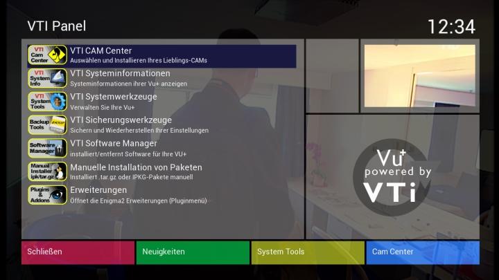 VTi Vu+ Team Image v. 6.0.0 - Vu Duo2