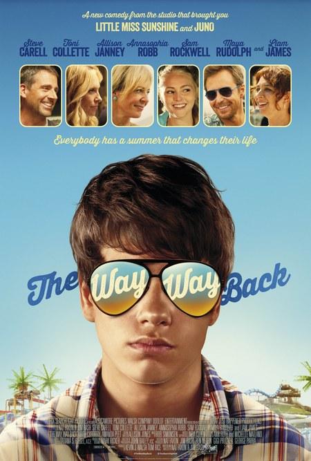 ������� ���� The Way, Way Back