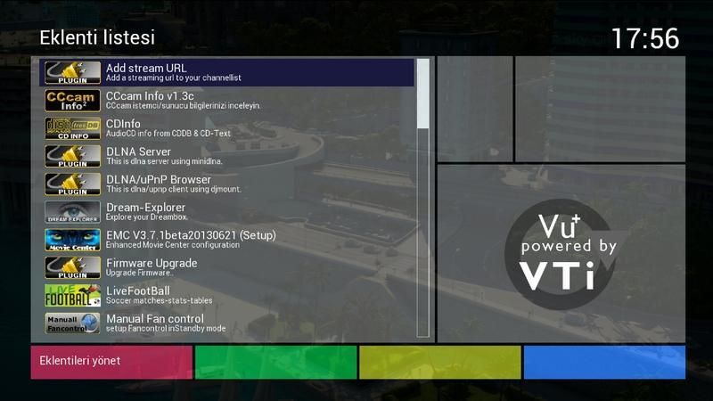 VTi V 6.0.0 Image Solo� Backup By AYBERK 04/07/2013
