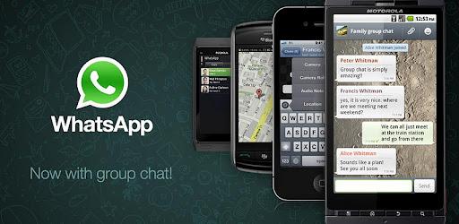 ������ WhatsApp Messenger v2.10.2000 �������� ������