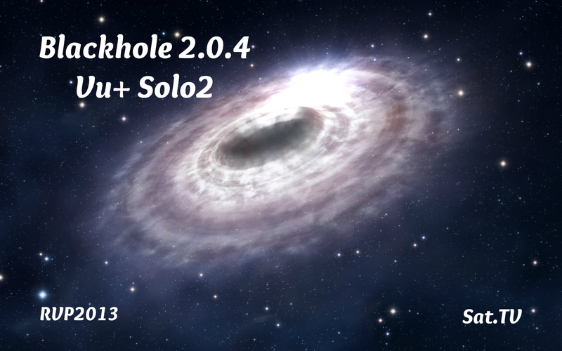 Black Hole 2.0.4 Hyperspace Vu+ Solo2 Backup by RvP2013