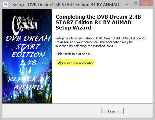����� DVB Dream 2.4 B ������ ���� ������ ����� 12/7/2013