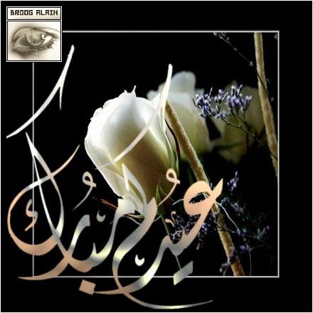��� ��� ����� ����� 2013/1434 , Eid Mubarak 2013