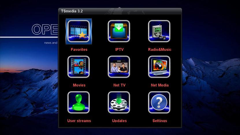 TSmedia 3.2 enigma2 plugin , ���� TSmedia 3.2