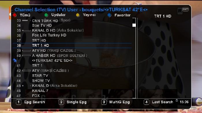 Black Hole Vu+ Ultimo 2.0.4 Backup By AYBERK 23.07.2013
