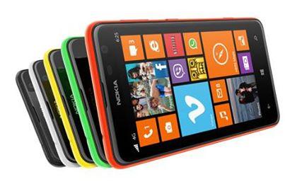 ������� ����� Lumia 625 , ������ ����� Lumia 625