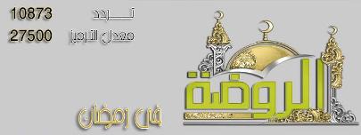 تردد قناة الروضة الجديد على النايل سات 2013 - تردد قناة الرحمة سابقا