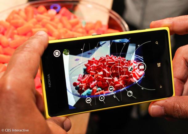 موصفات جهاز nokia lumia 1020