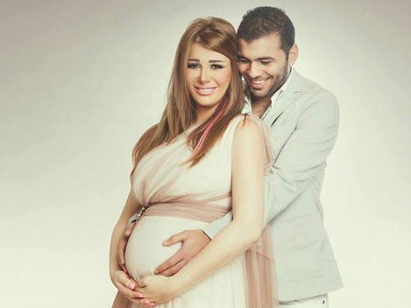 صور يارا نعوم وهي حامل , بالصور يارا نعوم تنجب اول مولود لها