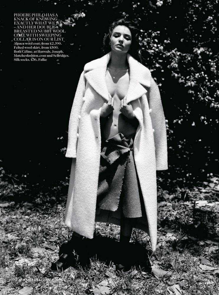 ��� ������ ��� �� ���� ����� ���� Vogue UK 2013