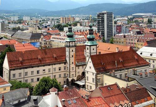 صور ومعلومات مدينة كلاغنفورت النماسوية 2012 , احدث صور مدينة كلاغنفور النمسا 2012