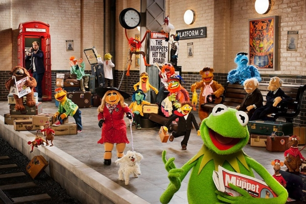 ������� ���� Muppets Most Wanted