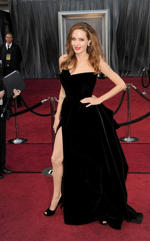 ��� ������ ������� ���� 2014 , angelina jolie dresses 2014