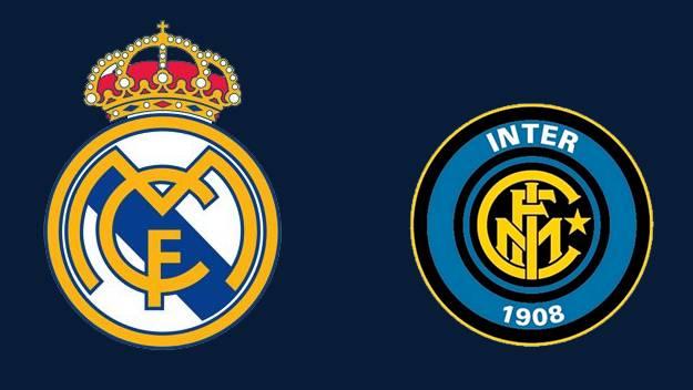 Real Madrid vs Internazionale 10/8/2013 Friendly