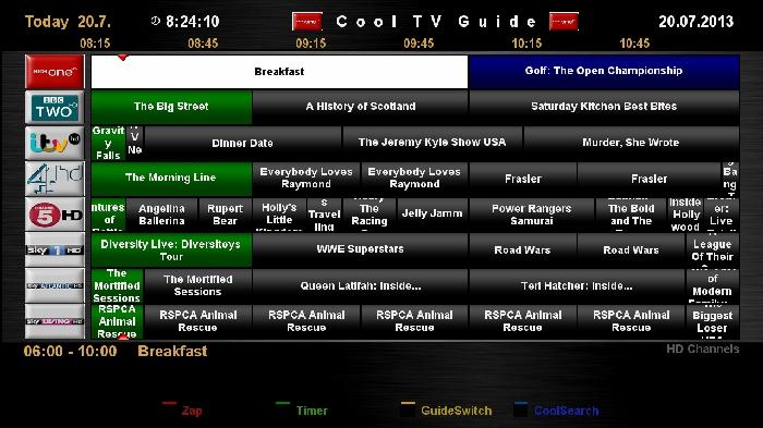 BlackHole Vu+ Duo2 v. 2.0.5 Hyperspace Full Motor IPTV Streaming Special BackUP By Ferret