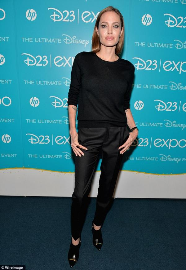 ��� ������� ���� �� ��� ������ Maleficent �� D23 Expo-����������