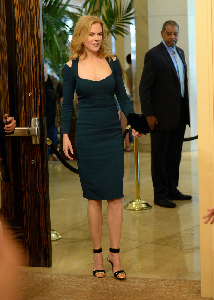 ��� ����� ������ �� Hollywood Foreign Press Luncheon