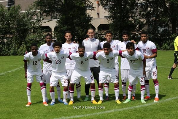 Saudi Arabia Vs Qatar 16/8/2013 Gulf Cup Olympic teams