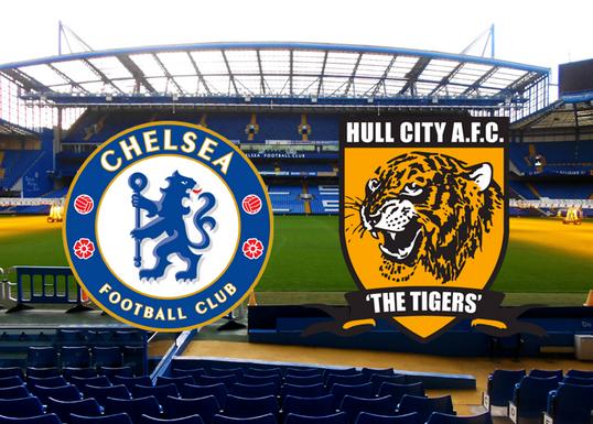Chelsea vs Hull City premier league Sunday 18/8/2013