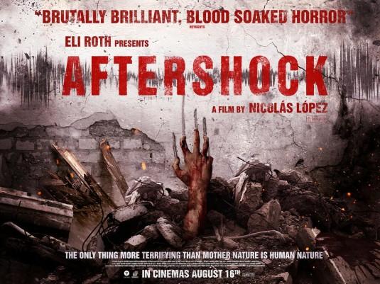 ����� ���� Aftershock 2013