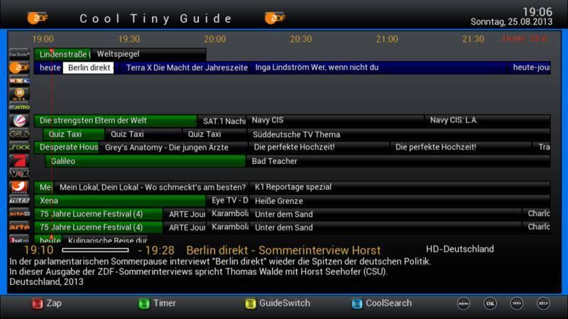 ����� ���� Vu Duo2 HD VTI v6.0xxx