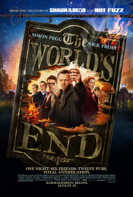 ����� ���� The World's End