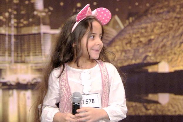 � ��� ������ �������� ������� �� ������ ��� ��� ����� Arabs Got Talent 2013