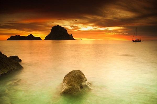سياحة الأثرياء في جزيرة إيبزا الإسبانية 121738