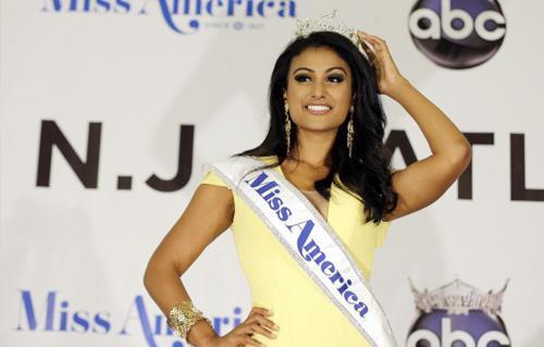 Photos Nina Davori Miss America 2014