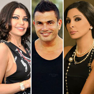 صور نجوم التاتو في الوطن العربي - صور وشم المشاهير 2013