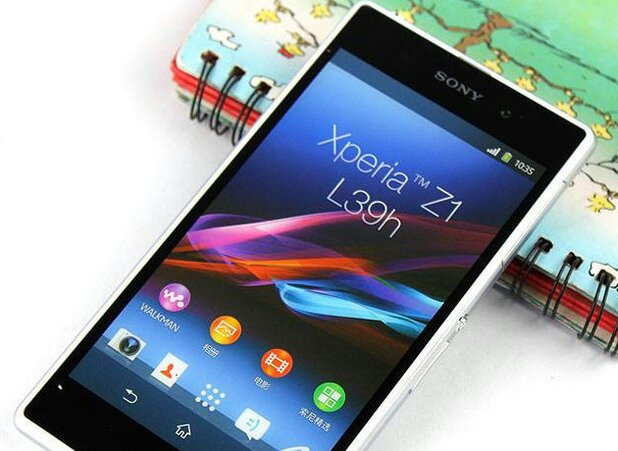 New features in new Xperia z1 from Sony , all features , price and pics