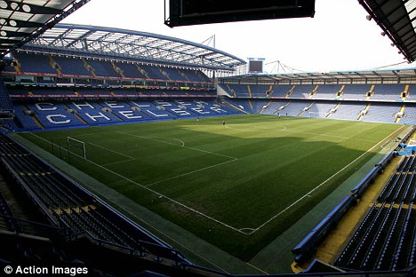 Chelsea vs FC Basel 18-9-2013 UEFA Champions League