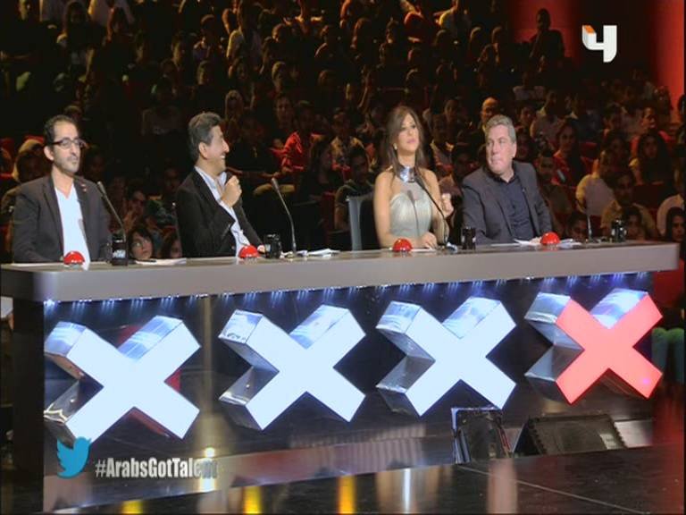 ��� ���� ����� ������ ��� ��� ����� ���� ��� ����� 21-9-2013 , Arabs Got Talent