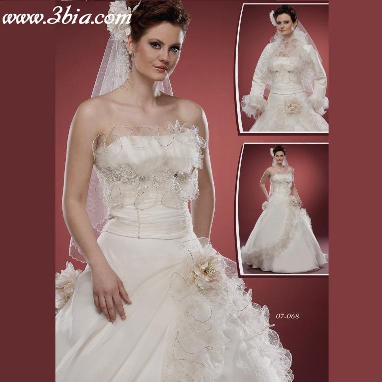 فساتين زفاف 2013, فساتين زفاف