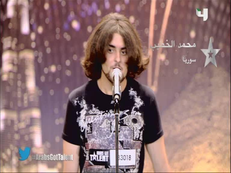 ��� ���� ������ ����� ������ Arabs Got Talent